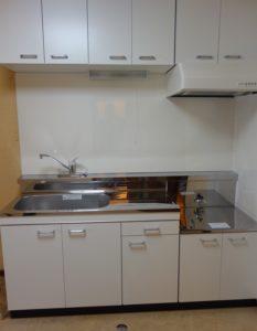 キッチン交換工事例